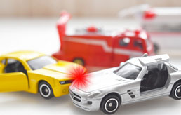 1日自動車保険の補償内容と事故