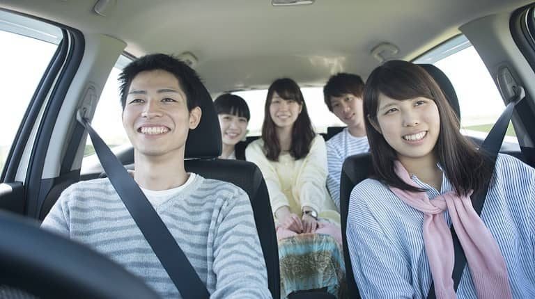 1日自動車保険の指定被保険者とは