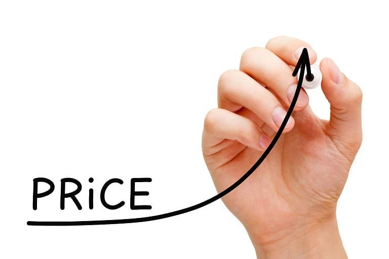 1日自動車保険の保険料の値上げ