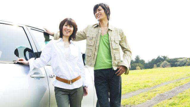 1日自動車保険は配偶者の車では契約できない